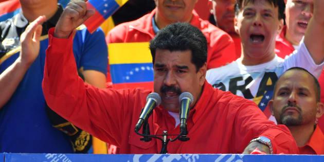 Au Venezuela, Nicolas Maduro rompt les relations diplomatiques avec la Colombie