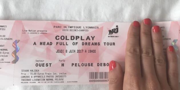 Pourquoi je n'irais pas voir Coldplay ce soir