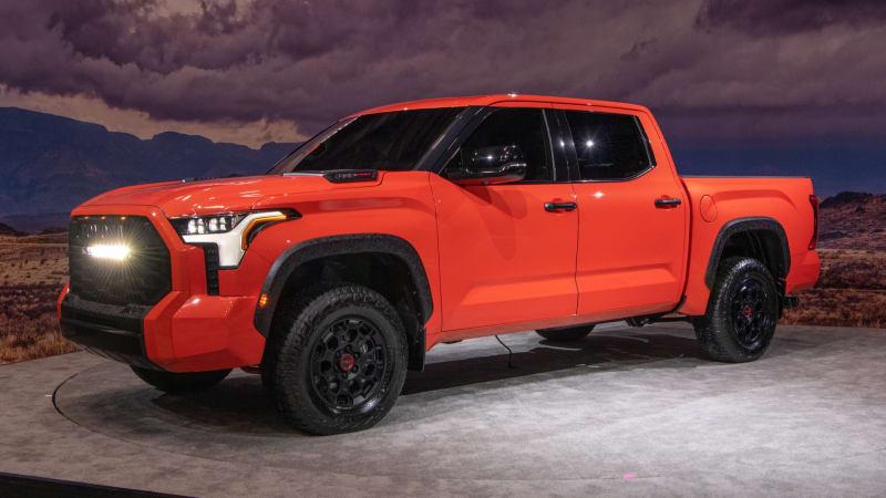 2022 Toyota Tundra redesign revealed: twin-turbo V6, optional hybrid