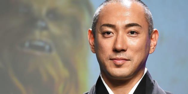 歌舞伎俳優の市川海老蔵さん