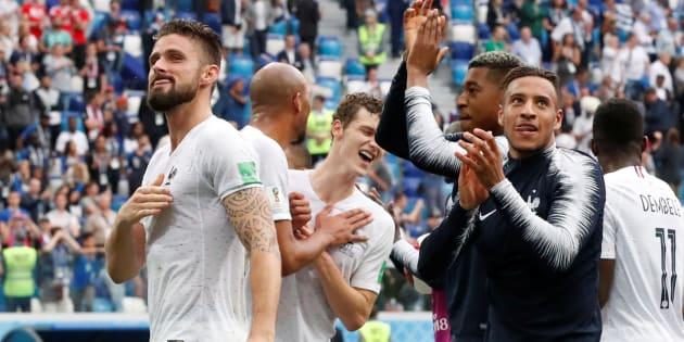 Le match France-Uruguay suivi par près de 13 millions de téléspectateurs sur TF1