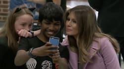 Melania Trump s'engage contre le harcèlement à l'école, les internautes lui rappellent qui est son