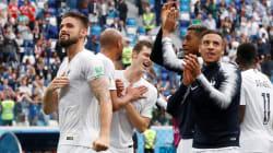 Près de 13 millions de téléspectateurs devant France-Uruguay, audience record pour