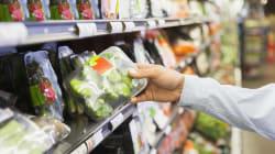 Les encres et adhésifs des emballages peuvent contaminer vos