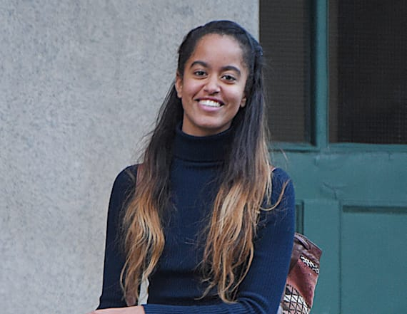 Malia Obama claims former first dog Bo is 'awkward'