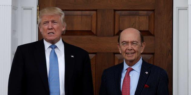 Le ministre du Commerce américain a très largement exagéré sa fortune de 2,9 milliards