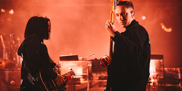 The xx headlining day one of Splendour In The Grass