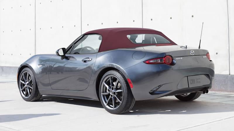 Mazda Miata Rf Club Vs Grand Touring