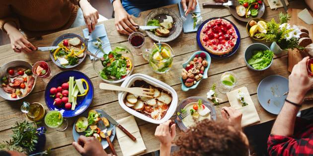 Quelle est l'empreinte écologique de nos assiettes?