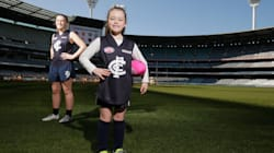 At Last, Little Aussie Girls Can Dare To Chase Their Footy