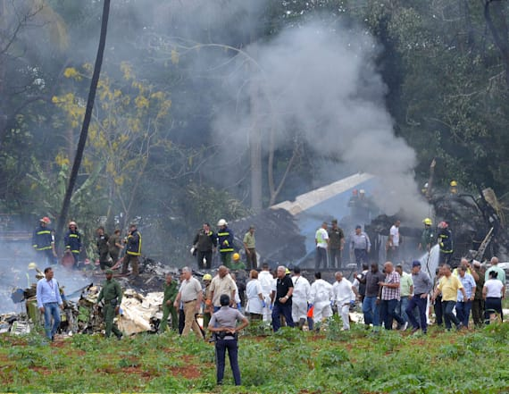 Cuba confirms 110 dead in plane crash