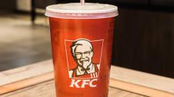 KFC va bannir les pailles en plastique de ses restaurants en