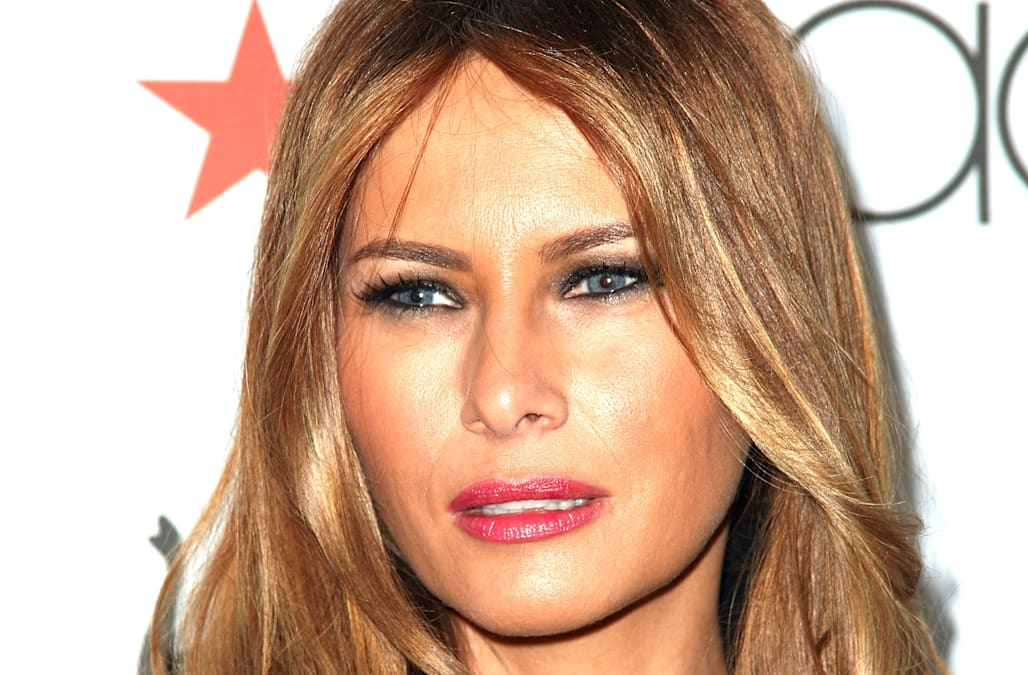 Melania Trump's style transformation is quite dramatic