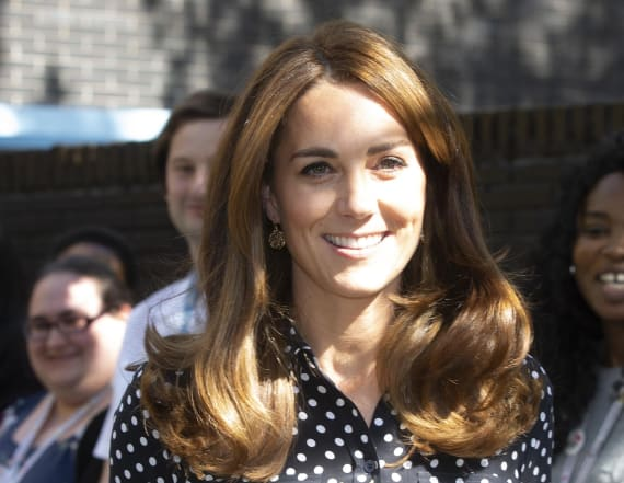 Shop Kate Middleton's exact blouse right now!