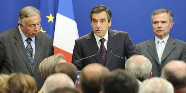 Gérard Larcher et Bernard Accoyer ont convoqué le conseil politique des Républicains.