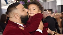 Asahd Khaled Invented Being Adorable At The Grammy