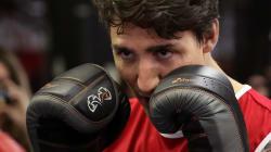 Justin Trudeau veut une revanche de sa bagarre avec Matthew Perry en
