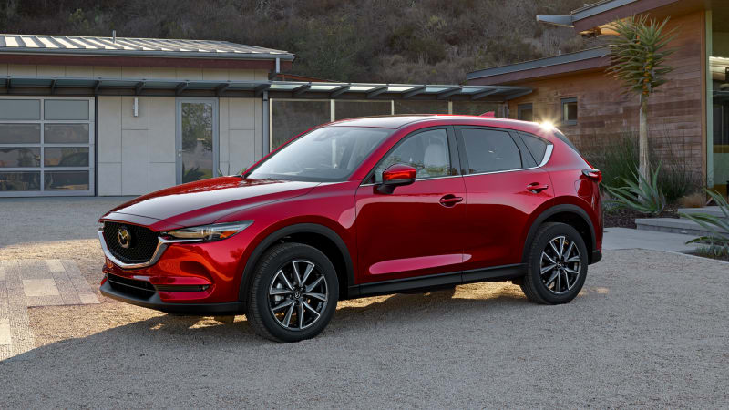 Turbo Four Cylinder And New G Vectoring System Coming To 2019 Mazda