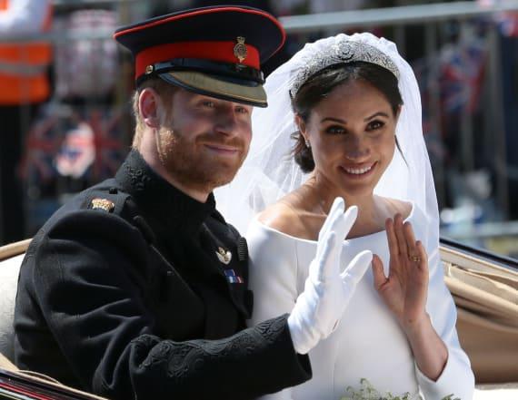 A-list celeb DJed at the royal wedding reception