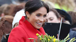 Meghan Markle Dishes On Baby's Due Date And Talks Gender: