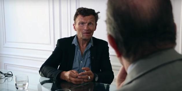 """Sylvain Tesson: """"À quoi bon inventer quand l'on peut se contenter du monde qui nous entoure"""""""