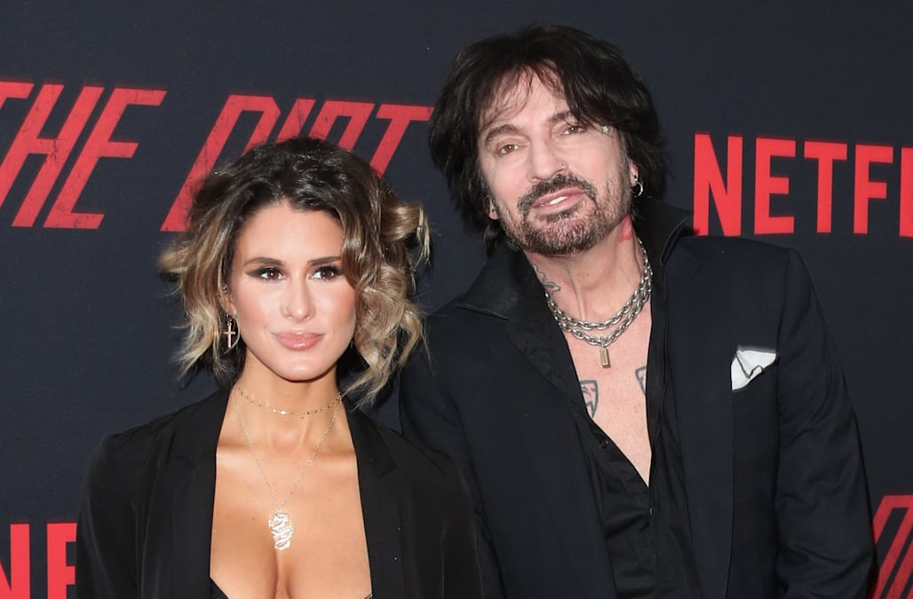 Tommy Lee praises wife Brittany Furlan's '100% natural body