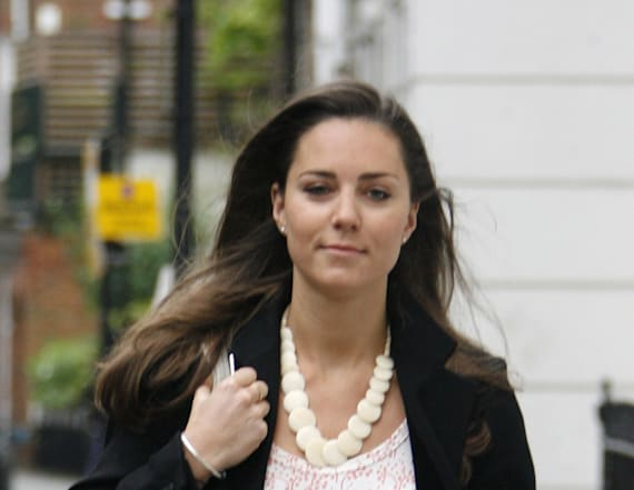 Duchess Kate's edgy style before she became a royal