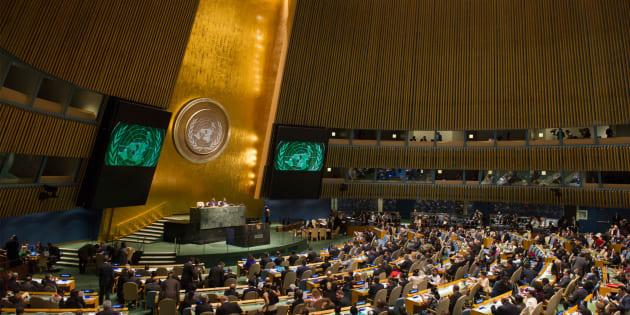La adopción oficial del Pacto Oficial para la Migración tendrá lugar en una cumbre que se celebrará los días 10 y 11 de diciembre en Marrakesh.
