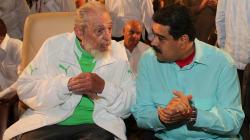 Maduro: entre Castro y