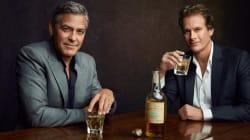 Clooney s'était amusé à créer sa propre tequila. Il vient de la vendre un milliard de