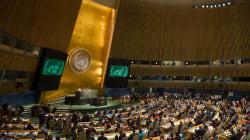 Países miembros de la ONU, excepto EU, firmarán pacto