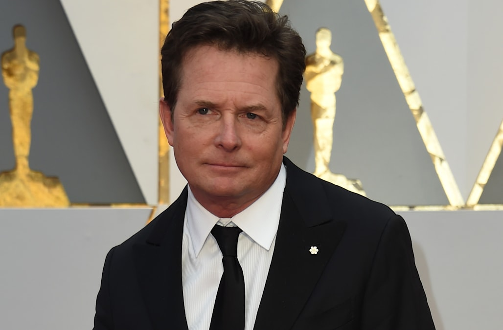 Michael J. Fox receives raucous standing ovation at 2017 ...