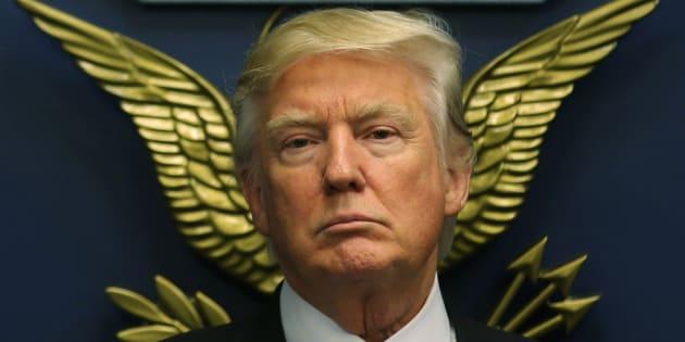 """Donald Trump: """"Ensemble nous allons répandre l'amour et la tolérance à travers le monde"""""""