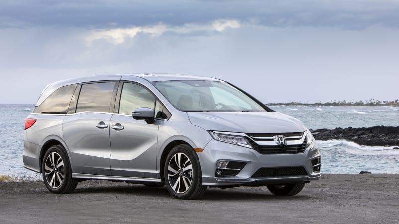 Honda recalls 2018-2020 Odysseys due to short circuit risk | AutoblogAutoblog