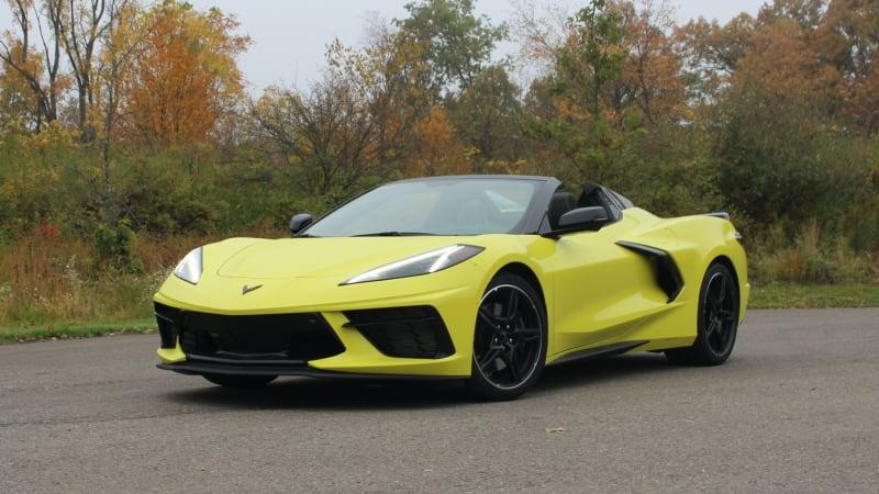 GM может превратить Corvette в линейку автомобилей с электромобилем-кроссовером