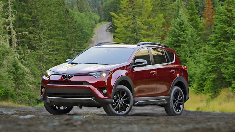NHTSA probing engine bay fires in 1.9 million Toyota RAV4s