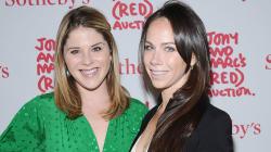 La honesta carta de las gemelas Bush a Malia y Sasha