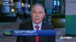 Le chef de l'Agence environnementale américaine ne croit pas à l'impact du CO2 sur le réchauffement