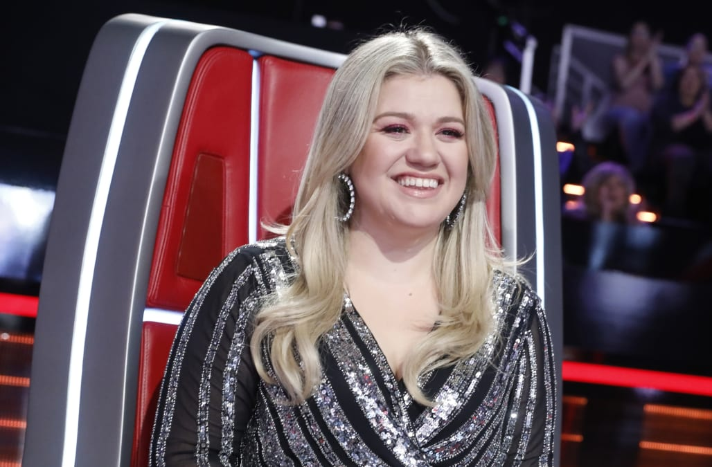 Kelly Clarkson responds to eliminated \'Voice\' contestant Molly ...