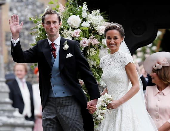 Pippa Middleton is married! See every fashion moment