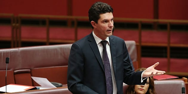Ludlam will treat his anxiety and depression.