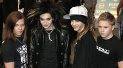 Tokio Hotel ne ressemble plus du tout à