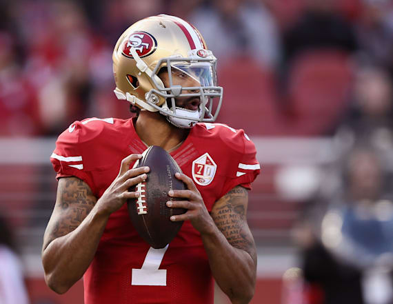 Kaepernick reportedly wanted $20M to play for AAF