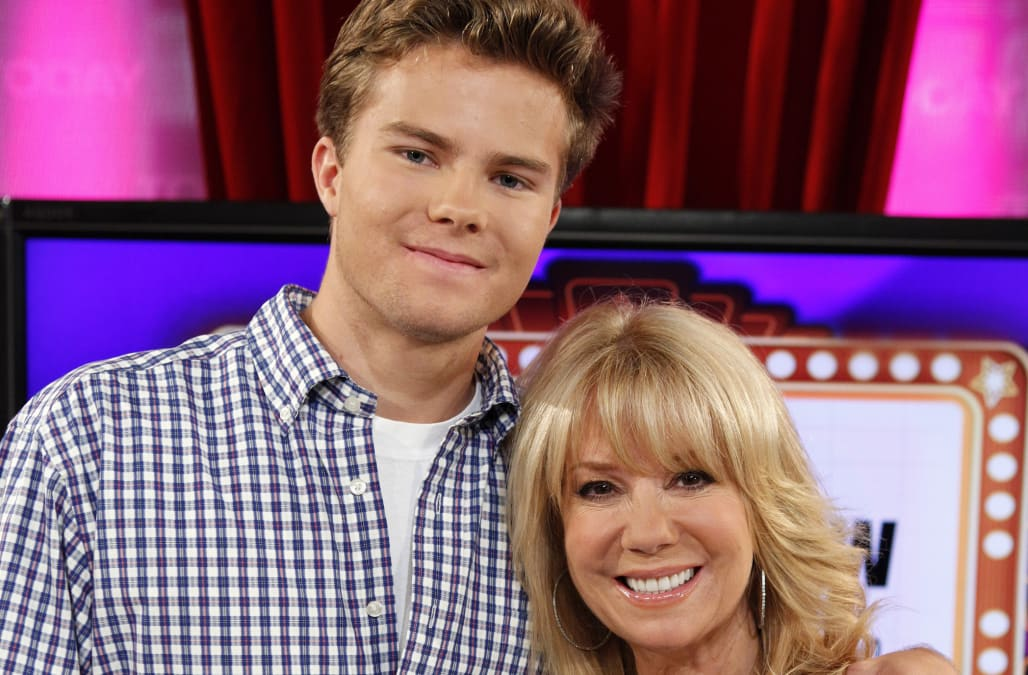 Kathie Lee Gifford S Son Cody Looks Just Like His Dad Frank See