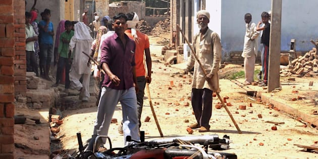 17 arrested for violence between Dalits, Thakurs in Saharanpur