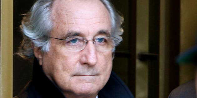 Bernard Madoff en 2009.