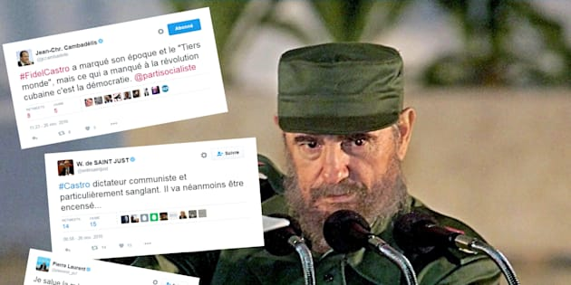 Fidel Castro est mort vendredi 25 novembre à l'âge de 90 ans.