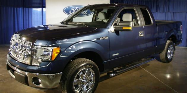 Ford procède à un rappel important de son modèle F-150