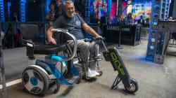 BLOGUE Transporteur assis: un chaînon manquant révolutionnant le concept de fauteuil