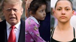 Las familias migrantes separadas por Trump son finalistas para 'Persona del Año